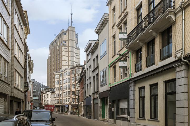 Eén-slaapkamer appartement in centrum Antwerpen!