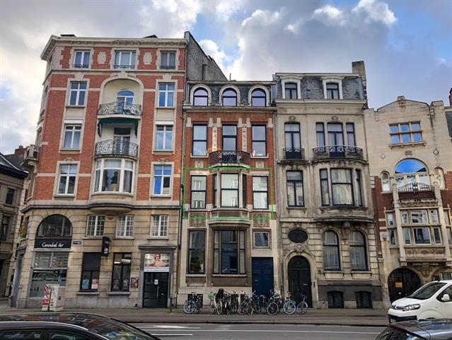 Prachtig appartement in hartje Antwerpen!